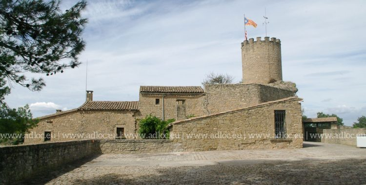 I047 ~ Antiguo castillo románico
